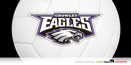 Crowley vs Legacy FR/JV/Varsity Volleyball tickets