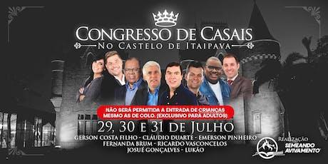 Congresso de Casais 2019 ingressos