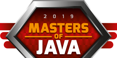 NLJUG Masters of Java 2019 (powered by First8) tickets