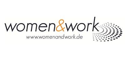 women&work - Die europäische Leitmesse für Frauen & Karriere