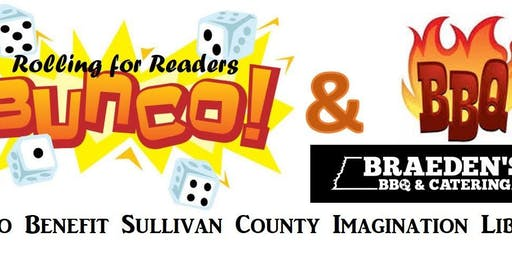 Bunco and BBQ (SCIL Rolling For Readers)