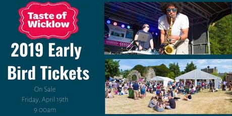 Taste of Wicklow 2019 tickets