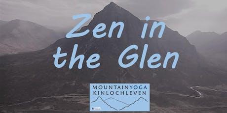 Zen in the Glen tickets