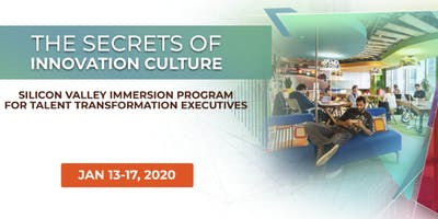 The Secrets of Innovation Culture | Executive Program | January