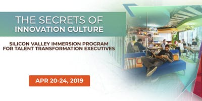 The Secrets of Innovation Culture | Executive Program | April