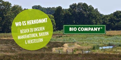 Tour zur Lobethaler Bio-Molkerei in Biesenthal