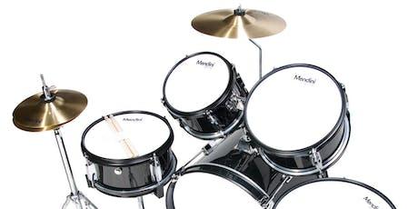 Drumming 101 tickets