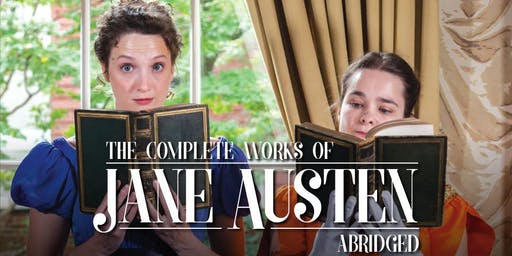 Jane Austin Abridged with Friends of the Avenue of the Arts