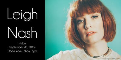 Leigh Nash at the Listening Room at 443