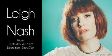 Leigh Nash at the Listening Room at 443 tickets