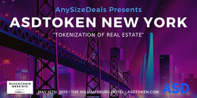 ASDToken New York - Real Estate Tokenization