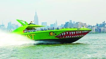 """The Beast"" Speedboat Ride"