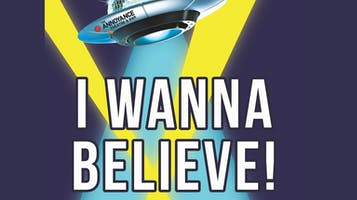 """I Wanna Believe! An X-Files Parody Musical"""