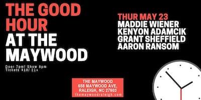 Comedy Night at the Maywood