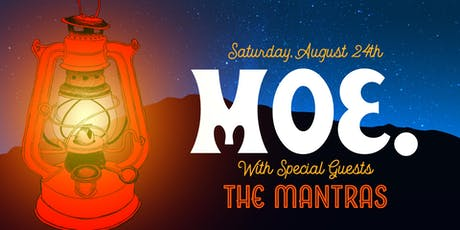 Moe. + The Mantras at Beech Mountain Resort tickets