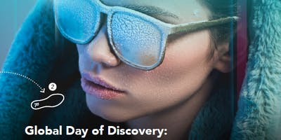 Global Day of Discovery: Defrost
