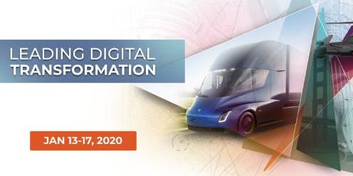 Leading Digital Transformation | Executive Program | January