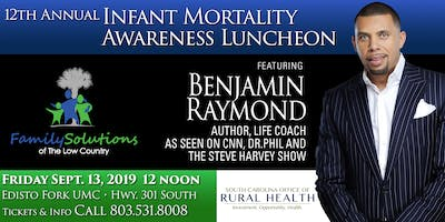 12th Annual Infant Mortality Awareness & Scholarship Luncheon