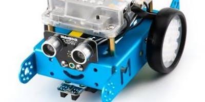 Workshop: Introduzione alla Robotica – mBot Robot - Bracciano