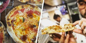 Perfect Pizza Workshop with Davide D'Auria at Cork...