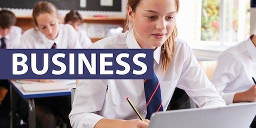 OCR Business and Economics Roadshow - Harlow