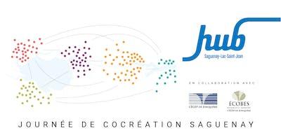 Journée de cocréation à Saguenay