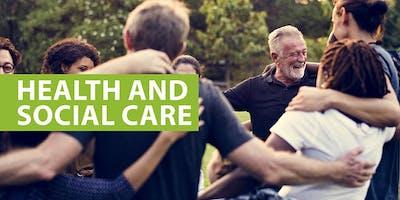 OCR Health & Social Care Roadshow - Colchester