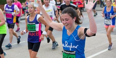 Edinburgh Marathon 2020 tickets