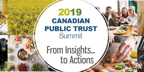 2019 Canadian Public Trust Summit tickets