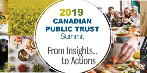 2019 Canadian Public Trust Summit