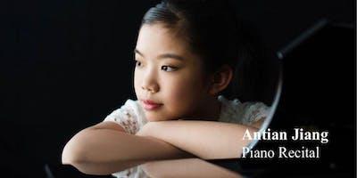 Antian Jiang Piano Recital 2019