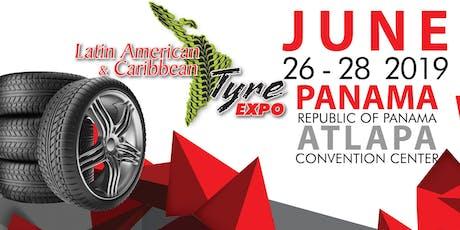 Latin Tyre Expo tickets