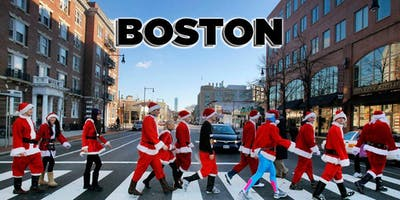 Boston SantaCon Crawl 2019