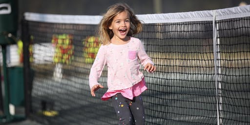 Intro to Tennis (Kids aged 3-5)