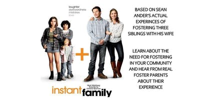 Instant Family Screening + Discussion about Fostering