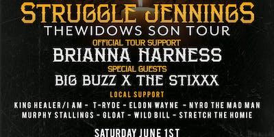 Struggle Jennings The Widow's Son Tour