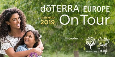 dōTERRA Summer Tour 2019 - Prague