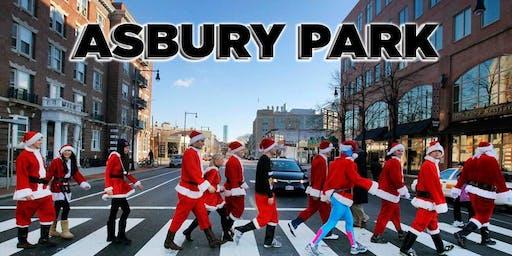 Asbury Park Santa Crawl 2019