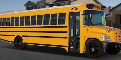 Pre-Service School Bus Driver/CDL Training Classes