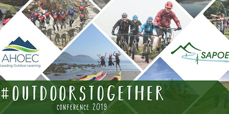#outdoorstogether 2019 tickets