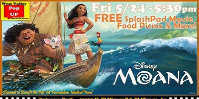 Gateway Park FREE SplashPad Movie & Food Truck Picnic & MORE-Fri 5/24!