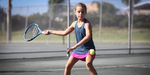 Juniors Tennis (Ages 8-15)