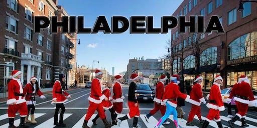 Philadelphia Santa Crawl 2019