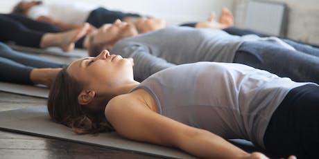 Stress dich - richtig! 4 Wege in deine Entspannung (4-Wochen-Kurs) tickets