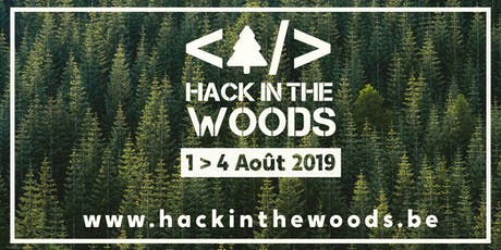 Hack in the Woods Vol.2 billets