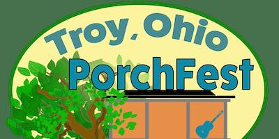 Troy, Ohio PorchFest
