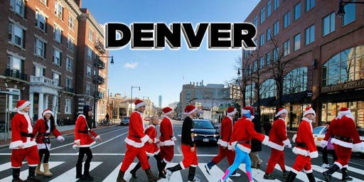 Denver SantaCon Crawl 2019 [LoDo]