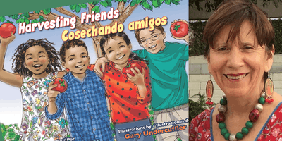 Discover Día and Plant the Seeds of Literacy- Author Visit Spring Branch