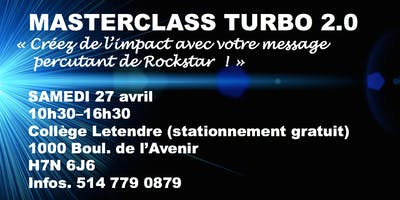 Masterclass Turbo 2.0