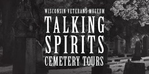 TALKING SPIRITS: PUBLIC DAY TOURS